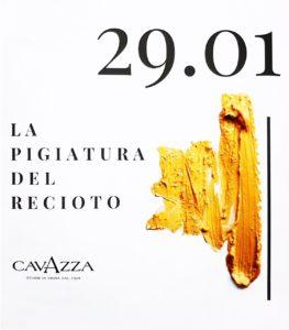 29.01 LA PIGIATURA DEL RECIOTO